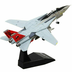 1100 F-14 Tomcat Fighter Model Die-casting Military Aircraft Toy Ornaments