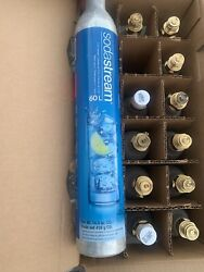 18 Lotsodastream 60l Co2 Replacement Canister -empty Cylinder-see Description