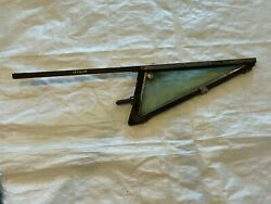 1973-1980 Square Body Vent Window Wing Chevy Gmc Truck Frame And Glass Right Side