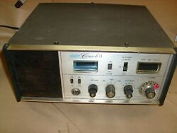 Vintage Sbe Console Ii 23 Channel Cb Ssb/am Base Radio For Parts Or Repair Only