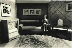 Laurie Simmons, Woman Listening To The Radio, 1978   Signed And Numbered Photo W