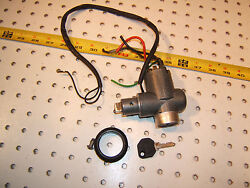 Alfa Romeo 1978 Spider Dash Ignition Sipea Lock Oem 1 Assembly And Working 1 Key