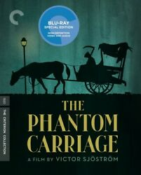 The Phantom Carriage Criterion Collection [new Blu-ray]