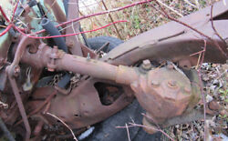 1952 Cadillac Coupe Deville Steering Gear With Shaft Manual Steering