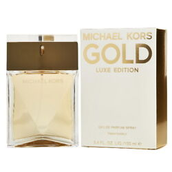 Gold Luxe Edition By 3.4 Oz Edp Perfume For Women New In Box