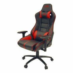Speedlink Ariac Gaming Chair With 4d Armrests And 360 Degree Swivel Black/red