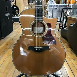 Taylor 514ce Western Red Cedar/mahogany Grand Auditorium Acoustic-electric 1998