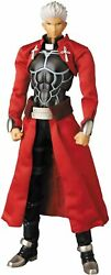 Rah Real Action Heroes Fate/stay Night Archer 1/6 Scale Painted Action Figure