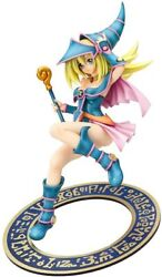 Yu-gi-oh Duel Monsters Black Magician Girl 1/7 Scale Abs And Pvc Painted Figure