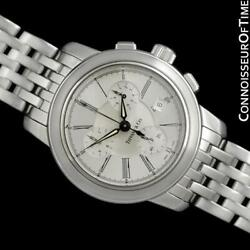And Co. Mark Atlas Chronograph Mens Ss Steel - 5100 Mint With Warranty