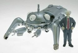 Ghost In The Shell S.a.c Tachikomans Tachi-silver 1/24 Scale Abs Action Figure