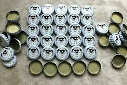 500 Fat Heads Brewery Violet White Beer Bottle Caps No Dents Free Shipg C Store