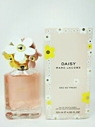Daisy Eau So Fresh Perfume by Marc Jacobs 4.2 oz EDT Spray for Women NEW $44.00