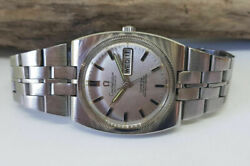 Used Vintage 1970 Omega Constellation Chronometer Automatic Cal751 Man's Watch