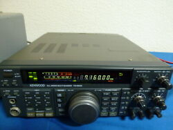 Kenwood Ts-690s Hf / 50mhz Band All Mode 100 / 50w Machine Built-in Auto Tuner