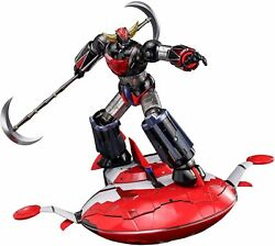 Sen-ti-nel Riobot Ufo Robot Grendizer And Spazer Action Figure Set From Japan New