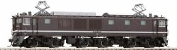 Tomix Ho Scale Ef64-1000 1052 Brown Ps Ho-2513 Model Train Electric Locomotive