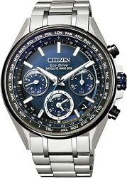 Citizen Attesa Eco-drive Cc4005-63l Star Wars Limited Gps Solar Menand039s Watch New