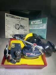Mitchell Garcia Reel 440 Bnib With Matching Serial Numbers