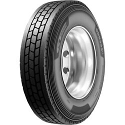 4 Tires Gt Radial Gdr335fe 295/75r22.5 Load H 16 Ply Drive Commercial
