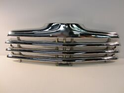 1946 1947 1948 Ford Car Nos Grill Grille Reproduction Chrome Trim Molding