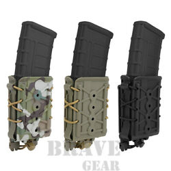 Tactical Molle Rifle 5.56 7.62 308 Magazine Pouch Mag Carrier Magazine Holder