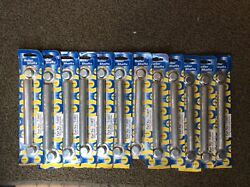Lot 12 Marpac Boat Trailer Galvanized Roller Shafts 5-1/4 X 5/8 W/ Pal Nuts