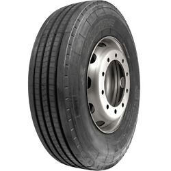 4 New Jk Tyre Jetway Jul2 12r22.5 Load H 16 Ply Steer Commercial Tires