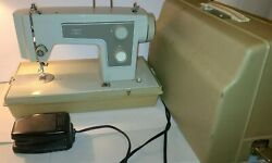 Sears Kenmore Portable Sewing Machine Model 148 12080 Manufacturer 76-78tested