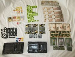 Space Crusade Multi-listing Dice Cards Templates Doors Walls Clips Scanner