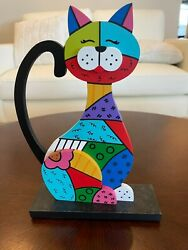 Kitty Cat Britto Style by Liliart 1030