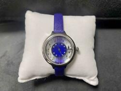 Star Jewelry 2019 Limited Watch Summer Rain Navy From Japan New C51