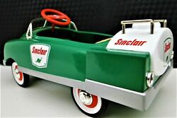 Sinclair Oil Gas Promo Ad Collector Toy Truck Car Vintage Metal Model Length 7