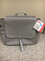NEW Skip Hop Greenwich Simply Chic Convertible Backpack Diaper Bag $55.00