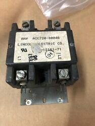 Lincoln Welder Parts For Tig 355 Part M-12161-1 Contactor Used And Tested