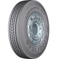 4 New Goodyear Endurance Rsa 11r22.5 Load H 16 Ply Steer Commercial Tires