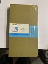Moleskine Chapters Journal Slim Large Dotted Tawny Olive Soft Cover 4 ...
