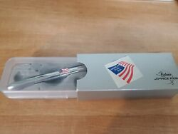 Fisher Space Pen - American Flag Edition. New - In Box, Unopened