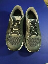 ON Swiss QC Engineered Cloudtec Black Women's Running Shoes Size 9 Used $35.00
