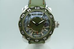 Nubeo Medusse Project Jellyfish Rare Camo Model 43mm Sold Out Kobe