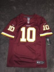 Youth Robert Griffin Iii Rg3 Washington Redskins Football Jersey Stitched Nwt