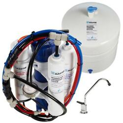 Home Master Artesian Full Contact Reverse Osmosis Water Filter Filtration System
