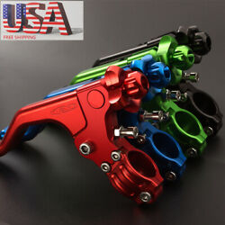 Universal CNC Motor Stunt Clutch Lever Cable Performance Easy Pull Left Lever $23.52