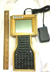 Topcon Survey Data Collector N687 Tested Working Free Shipping