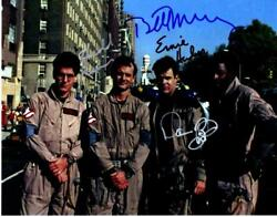 Dan Aykroyd Murray Ramis Hudson Signed 11x14 Photo Picture Autographed With Coa