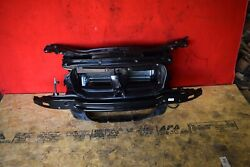 Front Core Support Reinforcement Bar Radiator Oem Bmw E84 X1 N55 2013-2015