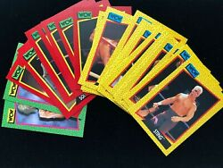 1991 Impel Wcw World Championship Wrestling Pick Your Card To Complete The Set