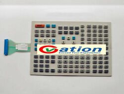 Cnc Panel Dual Simulator Front Haas Rubber Keypad, Mill 61-0201