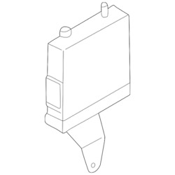 Mitsubishi Control Unit Eng And A/t Md355248