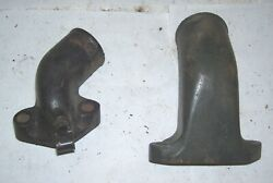 Ford Model A Water Necks Tall 6in 1930 1931 Pair